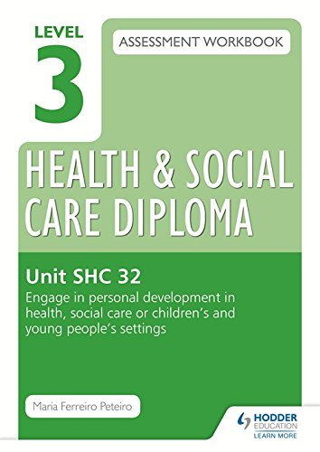 shc 32 engage in personal development in health social care or children and young Shc 32 assessment task booklet redraft  shc 32 engage in personal development in health, social care or children's and young people's settings learning .