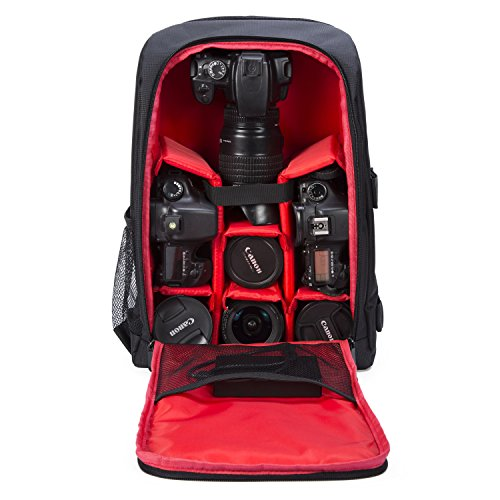 Best Waterproof Camera Backpack - 9