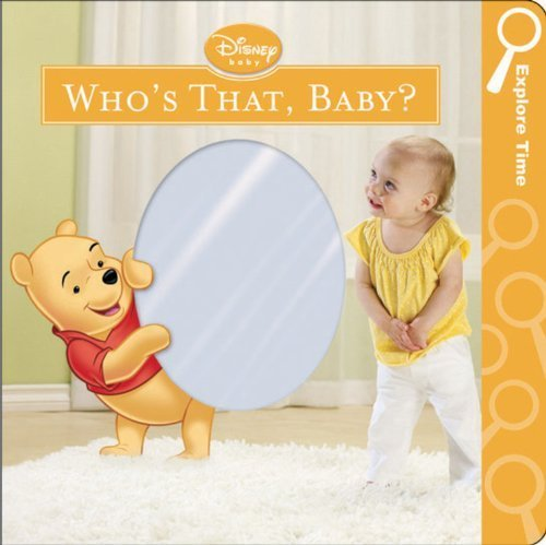 Who's That Baby? by Disney Book Group (2010-01-18)