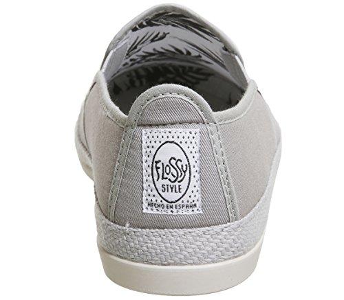 Flossy Grey Espadrilles Grey Espadrilles Orla Orla Men Men Flossy Hx8Hw1rqR
