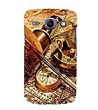 PrintVisa Vintage Watch Pen 3D Hard Polycarbonate Designer Back Case Cover for Samsung Galaxy Core I8260 :: Samsung Galaxy Core I8262 Duos