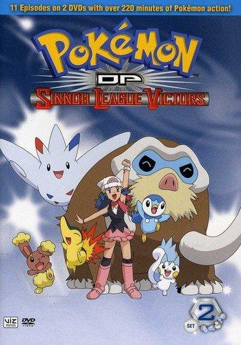 Pokemon DP: Sinnoh League Victors - Set Two by Warner Manufacturing