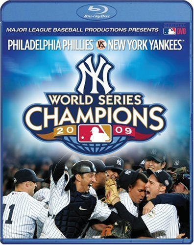 2009 New York Yankees: The Official World Series Film [Blu-ray] by Football Fanatics