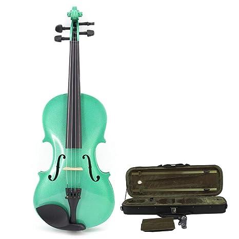 Instrumentos musicales de violín con estilo Múltiples ...