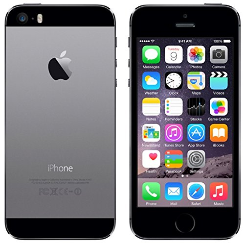 Apple iPhone 5S 32 GB AT&T, Space Gray