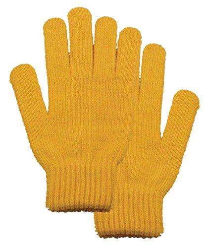 Men / Women's Winter Knit Solid Color Gloves