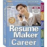 INDIVIDUAL Resume Maker Career Deluxe ( Windows )