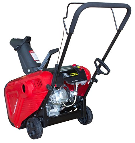 Power Smart DB7005 21 Inch 196 cc Single Stage Snow Thrower by PowerSmart (Image #3)
