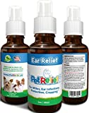 Pet Relief Ear Mites - Natural Ear Relief for Dogs - 30ml