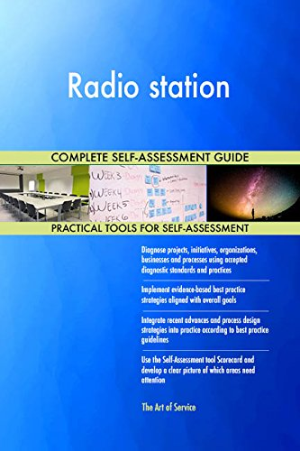 Radio station All-Inclusive Self-Assessment - More than 650 Success Criteria, Instant Visual Insights, Comprehensive Spreadsheet Dashboard, Auto-Prioritized for Quick Results