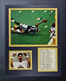 "Legends Never Die ""1999 St. Louis Rams Champions The Tackle"" Framed Photo Collage, 11 x 14-Inch"