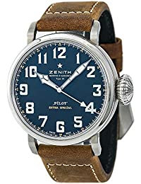Pilot Automatic-self-Wind Male Watch 03.2430.3000/21.C738 (Certified Pre-Owned)