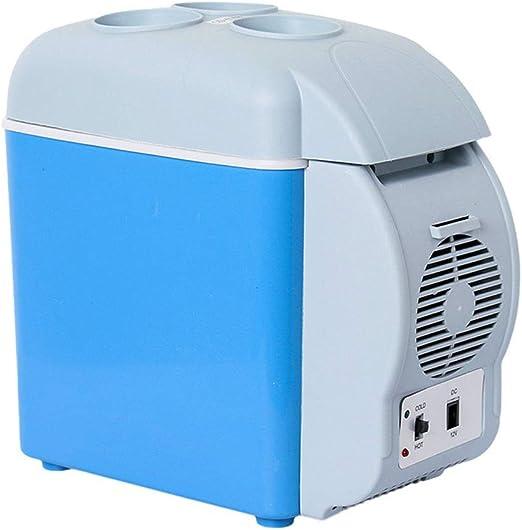 Vlook Coche portátil Refrigerador pequeño Refrigerador eléctrico ...