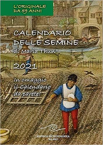 Amazon.it: Calendario delle semine 2021   Thun, Maria, Thun