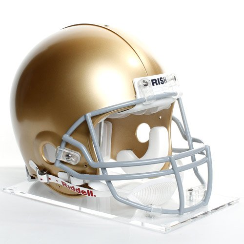 NCAA Riddell Notre Dame Fighting Irish Authentic Helmet