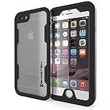 iPhone 6S Plus Waterproof Case, Ghostek Atomic 2.0 Series for Apple iPhone 6 Plus & 6S Plus (Silver)