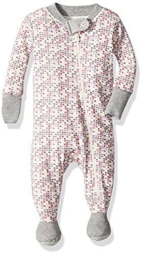 bf7af663bd0a Burt s Bees Baby Girls Pajamas