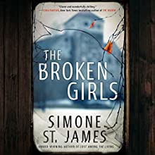 The Broken Girls Audiobook by Simone St. James Narrated by Rebecca Lowman