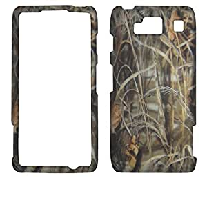 SawHay Camo Motorola Droid Razr MAXX HD XT926 (Verizon Wireless) Case Cover Hard Protector Phone Cover Snap on Case Rubberized Frosted Matte Surface Hard Shells