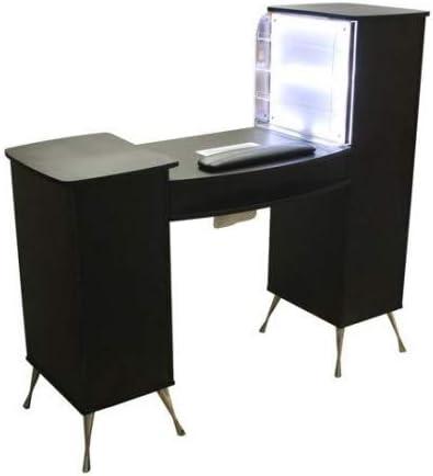 Mesa Manicura alta definición aspirador con iluminación por LED ...