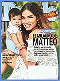 PEOPLE En Espanol Magazine August Agosto 2015 ALEJANDRA ESPINOZA El Milagro