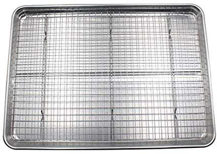 Review Checkered Chef Cookie Sheet
