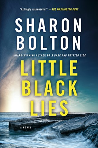"""Little Black Lies - A Novel"" av Sharon Bolton"