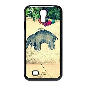 VNCASE Graffiti Phone Case For Samsung Galaxy S4 i9500 [Pattern-1]