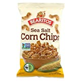 Bearitos, Chip Corn Yellow With Sea Salt, 9 Ounce