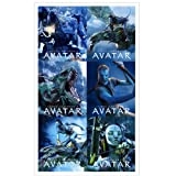 Avatar Stickers (4 sheets)