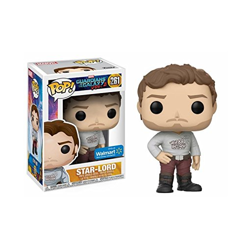 Marvel Guardians Of The Galaxy Star-Lord 261 Walmart Exclusive - Exclusive Star