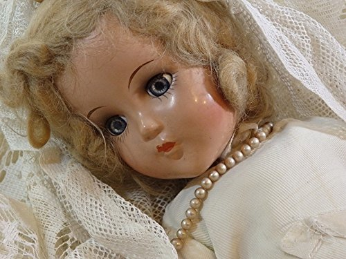 - Home Comforts Acrylic Face Mounted Prints Doll Bride Antique Creepy Print 24 x 36. Worry Free Wall Installation - Shadow Mount is Included.