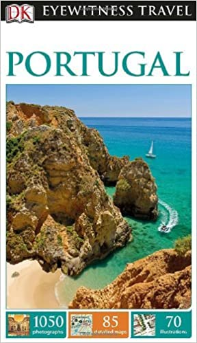 Book By Collectif DK Eyewitness Travel Guide: Portugal
