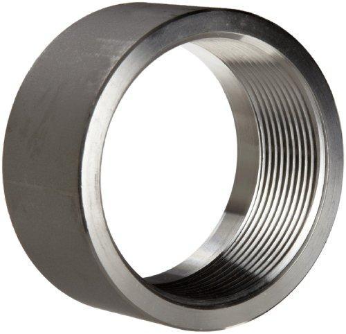Coupling Half (Stainless Steel 304 Pipe Fitting, Half Coupling, Class 1000, 1