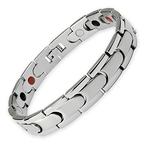 ONE ION Silver Energy Bracelet