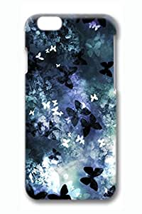 Butterflys Pattern Case for iPhone 6 4.7 Inch Accessory