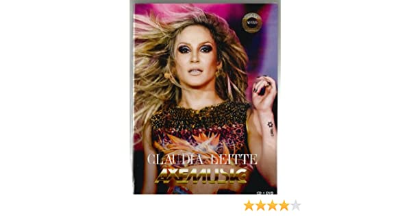 o cd da claudia leitte axemusic