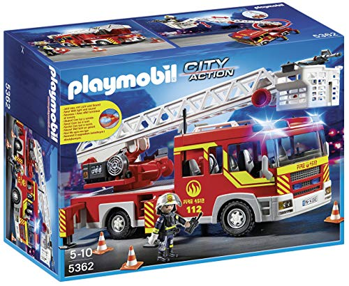 PLAYMOBIL Ladder Unit with Lights and Sound - Ladder Playmobil