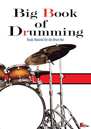 Big book of drumming study material for the drum set kindle big book of drumming study material for the drum set by summer jake fandeluxe Choice Image