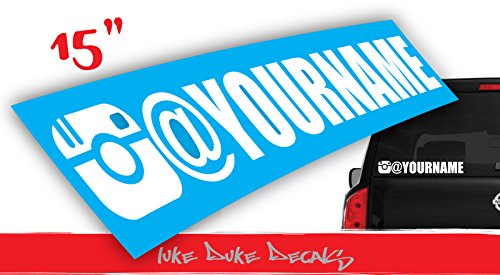Luke Duke Decals 15