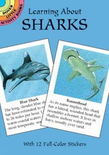 Learning About Sharks (Dover Little Activity Books)