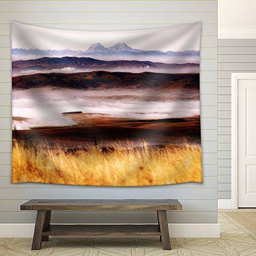 Autumn viewpoint Fabric Wall