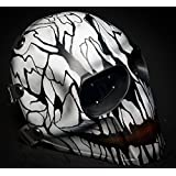 Invader King ™ Crank Army of Two Airsoft Mask Protective Gear Outdoor Sport Fancy Party Ghost Masks Bb Gun