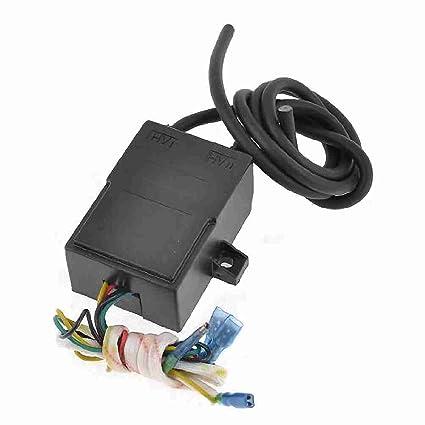 Cocina de gas del calentador de agua individual HV Encender Cable Aislamiento Shell encendedor Pulso