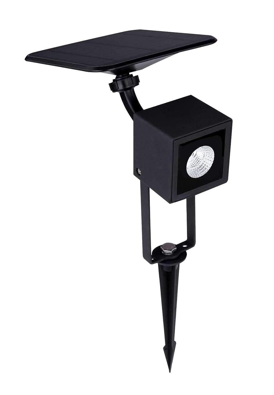 Foco para exteriores con detector de movimiento, lámpara solar ...