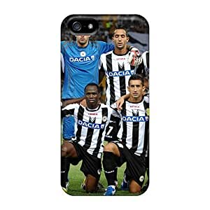5/5s Scratch-proof Protection Cases Covers For Iphone/ Hot Udinese 2013 Phone Cases