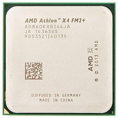 AMD Athlon X4 860K with 95W Thermal Solution 3.7 GHz Socket FM2+ AD860KXBJASBX