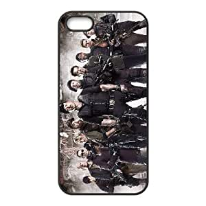 The Expendables iPhone 5 5s Cell Phone Case Black Exquisite gift (SA_584831)