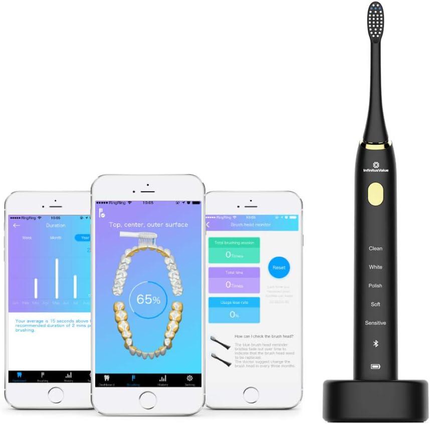 【インフィニタス・バリュー】スマートトラッキング電動歯ブラシのサムネイル