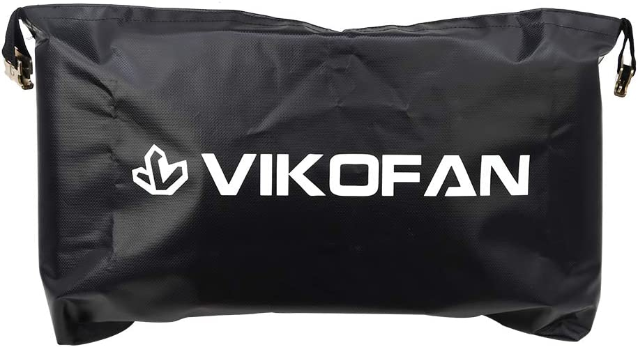 """vikofan 14 x 24/"""" Heavy Duty Trailer Storage Bag with E-Track Spring Fittings Fit for Trailers,Trucks,Vans,Warehouses"""